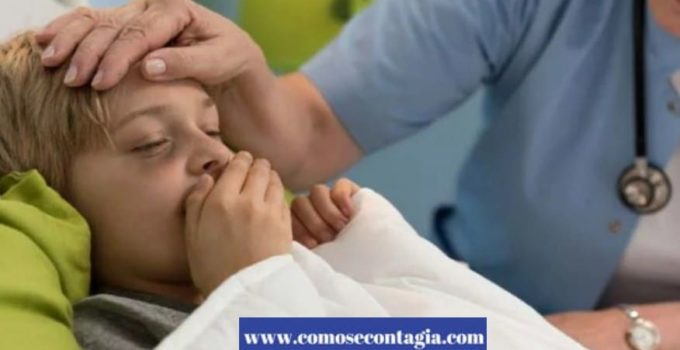 Como se Contagia Varicela-Zóster - Periodo de Contagio
