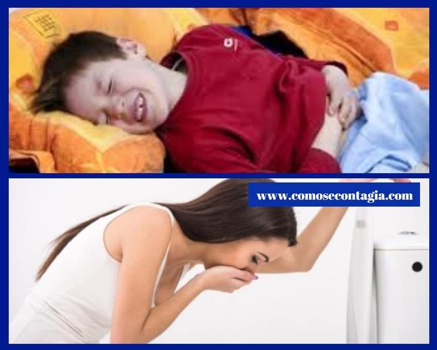 Como se contagia el rotavirus en adultos