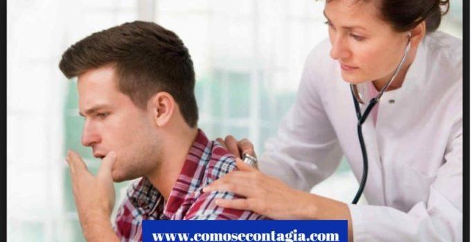 Como se contagia la bronquitis severa síntomas y prevención