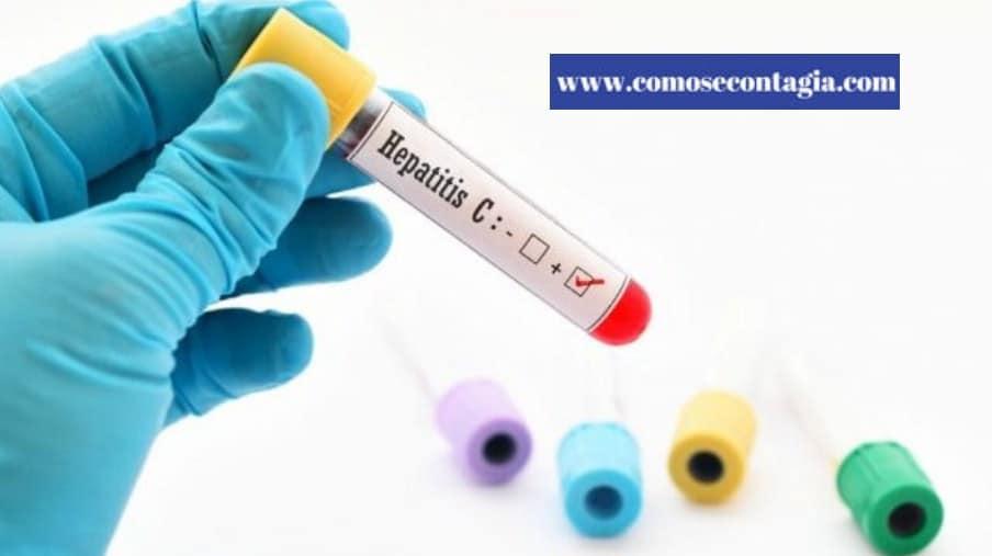 Como se contagia la hepatitis viral tipo c y b