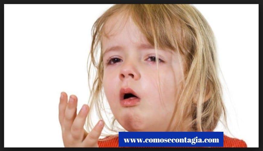 Como se contagia la neumonía en niños síntomas y prevención