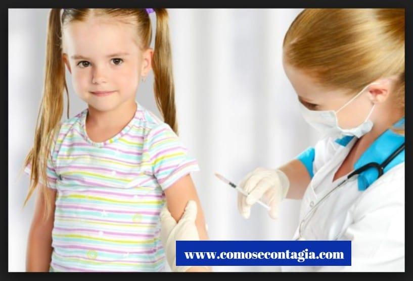 Como se contagia la poliomielitis - 5 formas de contagio