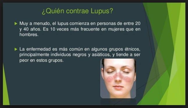 Como se contagia el lupus