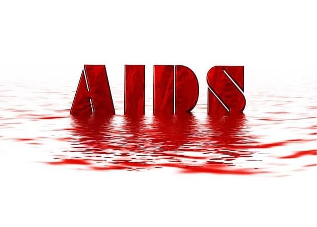 como se contagia el sida