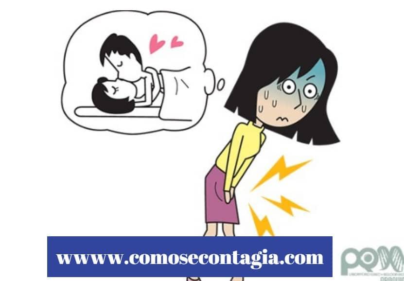 Como se contagia la gonorrea