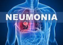 como se contagia la neumonia